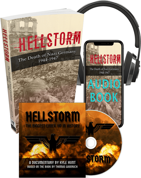 Hellstorm Exposing The Real Genocide Of Nazi Germany